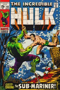The Incredible Hulk #118 (1969)
