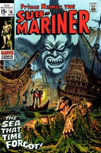 Sub-Mariner #16 (1969)