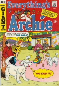 Everything's Archie #3 (1969)