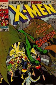 The Uncanny X-Men #60 (1969)