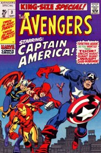 Avengers Annual #3 (1969)