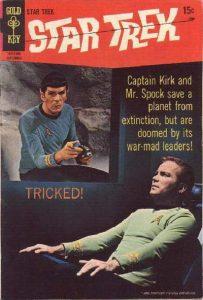 Star Trek #5 (1969)