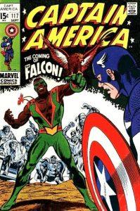 Captain America #117 (1969)