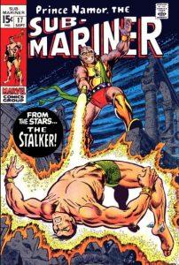 Sub-Mariner #17 (1969)