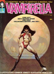 Vampirella #1 (1969)