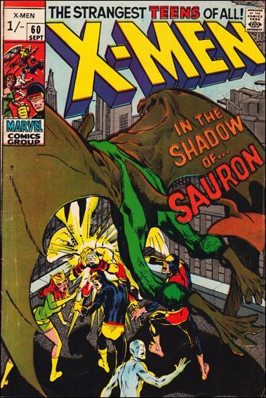 X-Men #60 (1969)