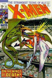 The Uncanny X-Men #61 (1969)
