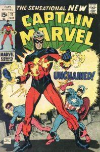 Captain Marvel #17 (1969)