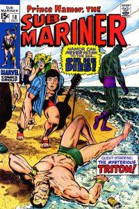 Sub-Mariner #18 (1969)