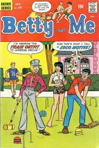 Betty and Me #24 (1969)