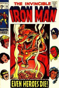 Iron Man #18 (1969)