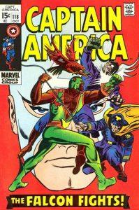 Captain America #118 (1969)