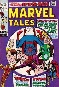 Marvel Tales #23 (1969)