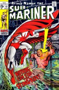 Sub-Mariner #19 (1969)