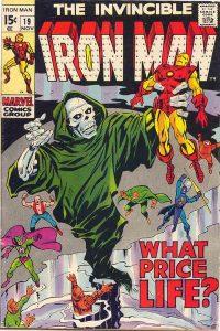 Iron Man #19 (1969)