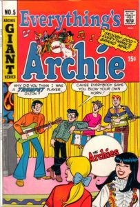 Everything's Archie #5 (1969)