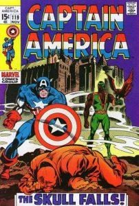 Captain America #119 (1969)
