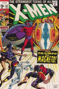 The Uncanny X-Men #63 (1969)