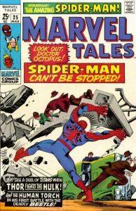 Marvel Tales #25 (1969)