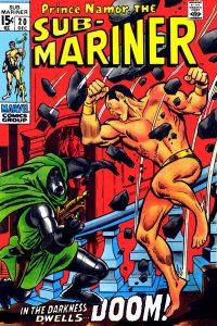 Sub-Mariner #20 (1969)