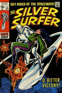 The Silver Surfer #11 (1969)