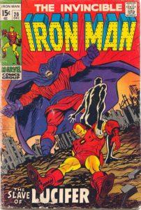 Iron Man #20 (1969)