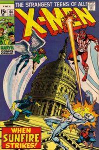 The Uncanny X-Men #64 (1970)