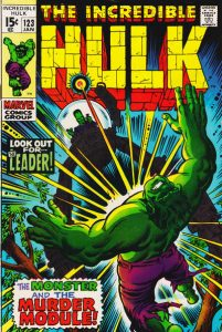 The Incredible Hulk #123 (1970)
