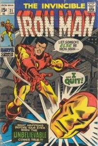 Iron Man #21 (1970)