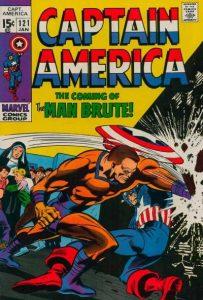 Captain America #121 (1970)