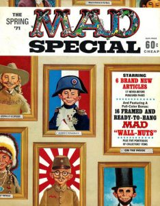 MAD Special [MAD Super Special] #Spring '71 [2] (1970)