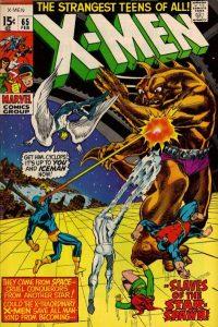 The Uncanny X-Men #65 (1970)