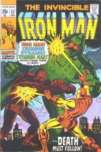 Iron Man #22 (1970)