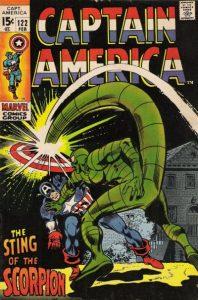 Captain America #122 (1970)