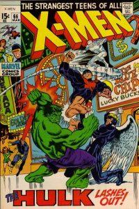 The Uncanny X-Men #66 (1970)