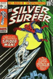 The Silver Surfer #14 (1970)