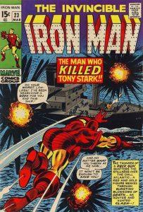 Iron Man #23 (1970)