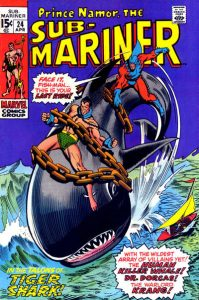 Sub-Mariner #24 (1970)