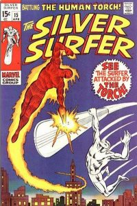 The Silver Surfer #15 (1970)