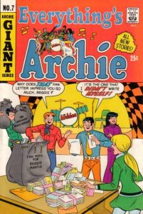 Everything's Archie #7 (1970)