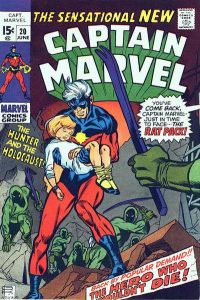 Captain Marvel #20 (1970)