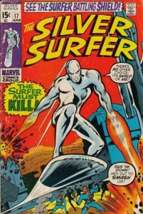 The Silver Surfer #17 (1970)