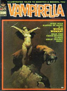 Vampirella #7 (1970)