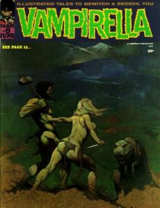 Vampirella #5 (1970)