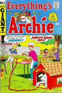 Everything's Archie #8 (1970)