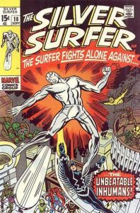 The Silver Surfer #18 (1970)