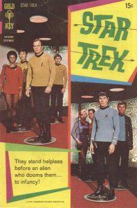 Star Trek #8 (1970)
