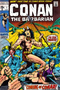 Conan the Barbarian #1 (1970)