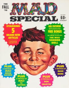 MAD Special [MAD Super Special] #Fall '70 [1] (1970)