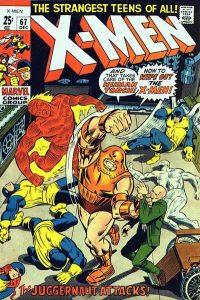 The Uncanny X-Men #67 (1970)